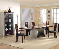 Modern Style Dining Room Furniture Things You Should Know About Contemporary Dining Rooms Dining