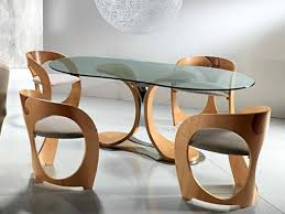 Contemporary Kitchen Table Sets by Furniture Classic Dinette Sets With Oak Round Dinette Table And