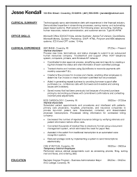 medical transcription resume samples sample clerical resume free resume example and writing download clerical resume templates sample clerical resume template college resume high school senior clerical resume template