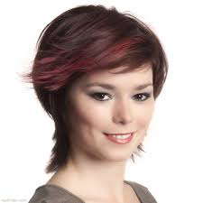 extended neckline haircut short haircut with longer hair in the neck to bring attention to the
