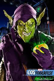 green goblin cosplay