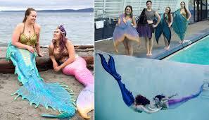 so long unicorns meet the secret community of real life mermaids