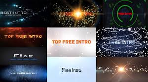 top 10 intro templates 2016 after effects cs6 no plugins free