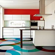 Red Colour Kitchen - color design in the kitchen u2013 colorful ideas for more fun and mood