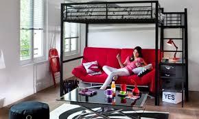 canapé lit pour chambre d ado le canapé ailleurs que dans un salon
