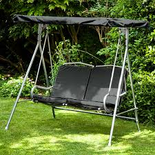 swing chair argos replacement canopy cushions for argos malibu 2 seater garden swing