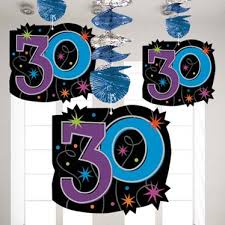 30th birthday decorations 30th birthday party themes ideas party supplies party delights