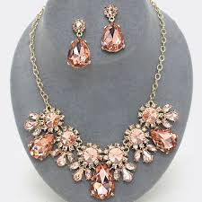 gold costume necklace images 10 best evening jewelry images chunky chain jpg