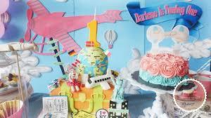 kara s ideas travel themed ideas supplies idea cake