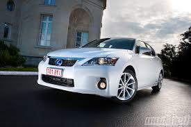 lexus ct 200h f sport tuning lexus ct 200h modified magazine