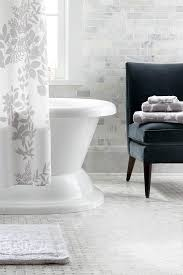 bathroom styles and designs bathroom rugs and bath mats crate and barrel