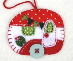 cij sale in july felt ornament ornament