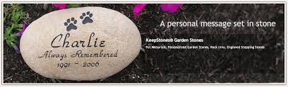 personalized garden stones engraved and personalized garden stones ceramica inc