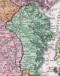 maryland byways map arundel county maryland map 1911 rand mcnally annapolis