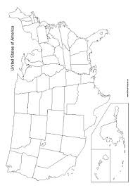 united states map blank with outline of states blank united states map map of usa states