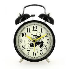 vintage alarm clock alarm clock by westclox stock no vint1240
