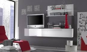 mensole sotto tv mobile soggiorno porta tv sospeso bianco laccato lucido design