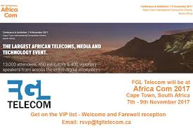 Farewell Email To Business Partners by Fgl Telecom Linkedin