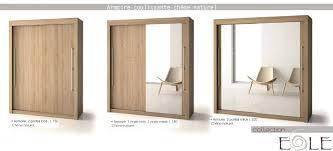 armoire chambre 2 portes armoir porte coulissante armoire dressing porte coulissante meubles