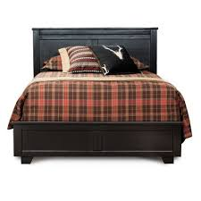 Black Casual Contemporary Queen Bed Diego RC Willey Furniture - Rc willey black bedroom set