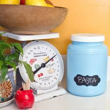 spray painted plastic containers popsugar smart living