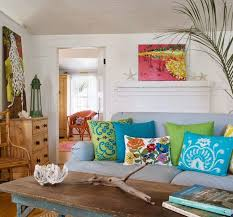 Best Beach DIY  Decor Images On Pinterest Beach Shells And - Beach decorating ideas for living room