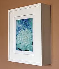 picture frame medicine cabinet amazon com white picture perfect medicine cabinet a wall mount