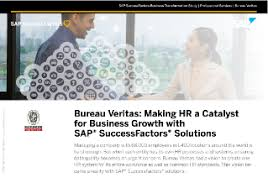 bureau veritas us bureau veritas hr a catalyst for business growth with sap