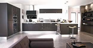 decoration salon cuisine 50 beau idee deco cuisine avec amenagement cuisine photos