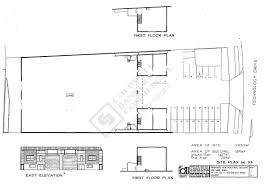 industrial building floor plan cbc property group lot 31 33 technology drive arundel