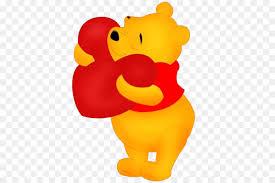 winnie the pooh valentines day winnie the pooh piglet tigger s day clip winnie