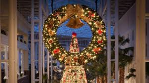 Christmas Decoration Packages by Opryland Christmas Packages Christmas At Gaylord Opryland Hotel