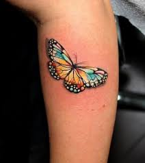 65 3d butterfly tattoos butterfly 3d and