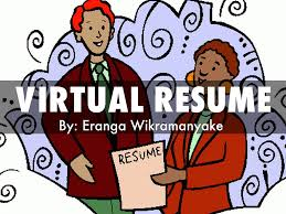 example of a summary in a resume virtual resume samples free resume example and writing download virtual resume by eranga vik virtual resume