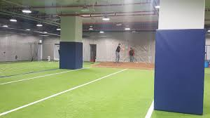 the bullpen at the gocheok sky dome is located in the basement