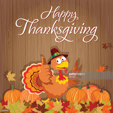 happy thanksgiving turkey vector getty images