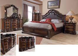 king queen bedrooms factory direct furniture 4u lifestyle 4258 bedroom