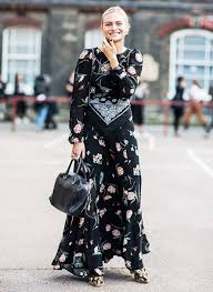 maxi dresses 5 ways to wear maxi dresses this winter whowhatwear