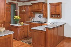 mission style kitchen cabinets mission style birch kitchen craftsman kitchen cleveland by