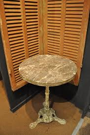 antique marble bistro table antique french marble bistro table sold