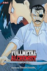 fullmetal alchemist fullmetal alchemist 3 in 1 edition vol 8 book by hiromu