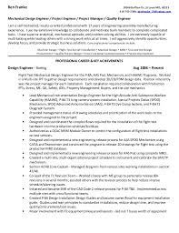 Sample Resume For Mechanical Production Engineer by Download Boeing Mechanical Engineer Sample Resume
