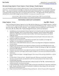Sample Resume Of Mechanical Engineer by Download Boeing Mechanical Engineer Sample Resume