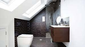 loft conversion bathroom ideas bathroom in attic space home attic conversion bathroom