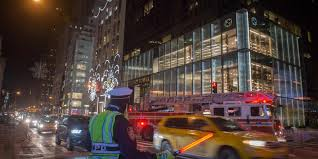 lexus of manhattan careers commander in congestion trump tower security slowed traffic to a crawl