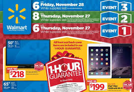 walmart black friday 2014 ad offers plenty for apple shoppers