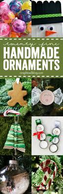 25 handmade ornaments a owl