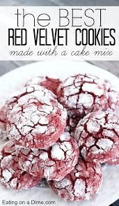red velvet cookies recipe red velvet cookie recipe red velvet