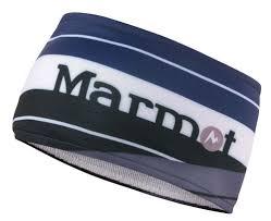 s headband marmot sepp headband bands blue white men s clothing