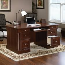 sauder desk with hutch assembly instructions palladia executive desk 412902 sauder